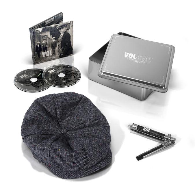 Volbeat: Rewind, Replay, Rebound Box Set