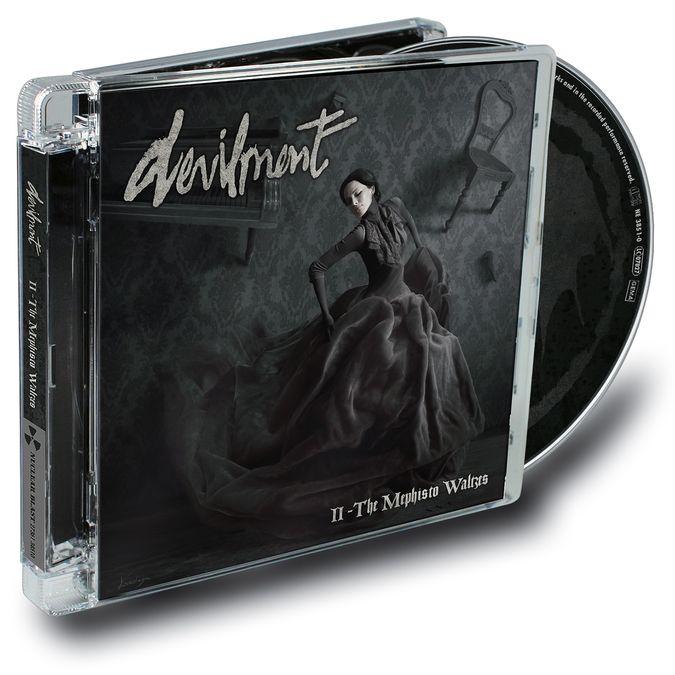 Devilment: Devilment II: The Mephisto Waltzes Limited Edition CD