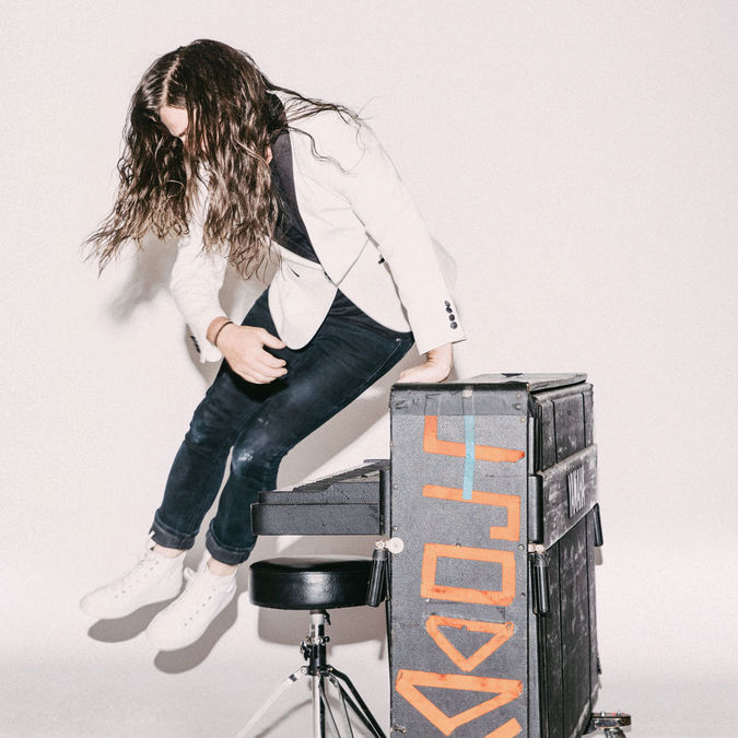 J. Roddy Walston & The Business: Destroyers Of The Soft Life: White Vinyl