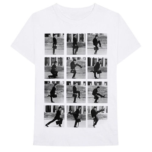 Monty Python: Ministry Of Silly Walks Tee - S