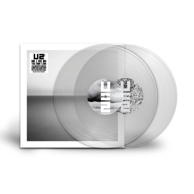 U2: No Line On The Horizon: Ultra-Clear Coloured Vinyl