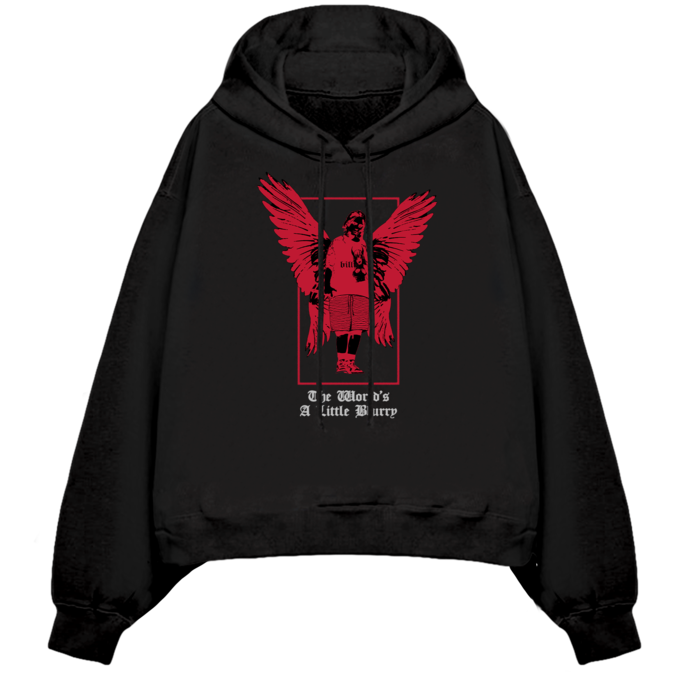 Billie Eilish: Billie's Angel Hoodie