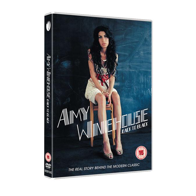 Amy Winehouse: Back to Black DVD