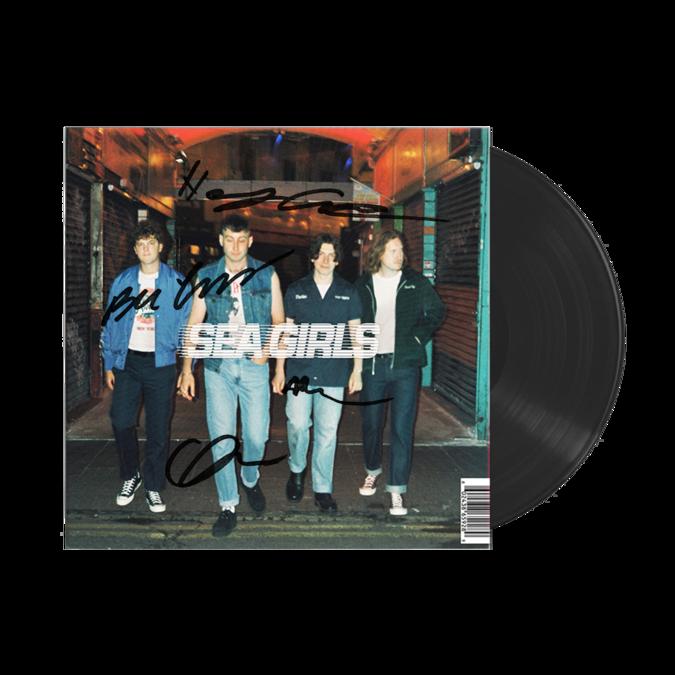 Sea Girls: Homesick: Signed Standard Vinyl