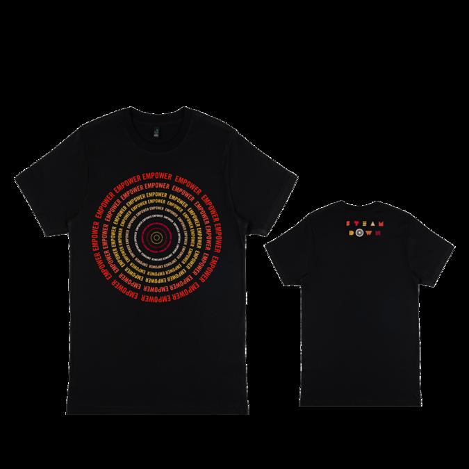 Steam Down: EMPOWER t-shirt