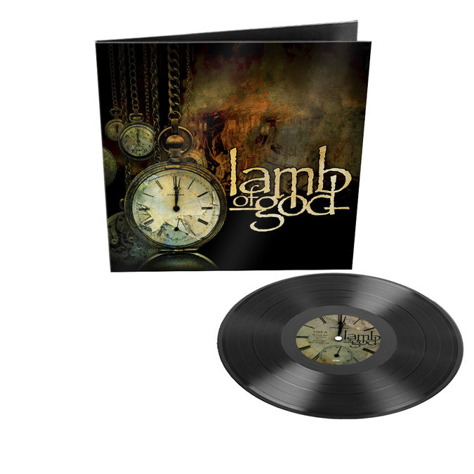 Lamb of God: Lamb Of God: Limited Edition Gatefold Vinyl