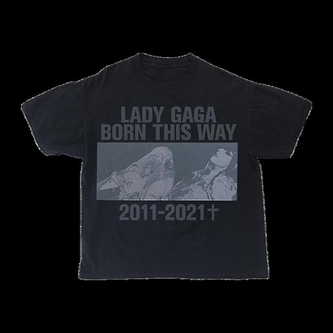 Lady Gaga: 2011 - 2021 T-SHIRT II