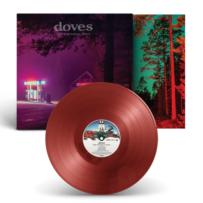 Doves: The Universal Want: Exclusive LP