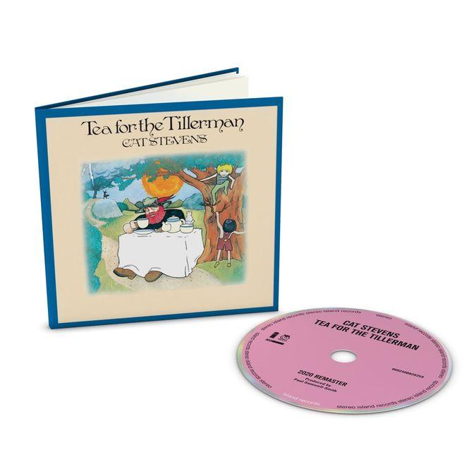 Yusuf: Tea For The Tillerman: Remastered CD