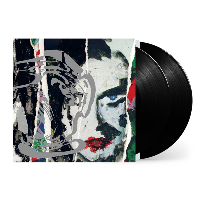 The Cure: Torn Down: Mixed Up Extra 2018 - Double Vinyl LP