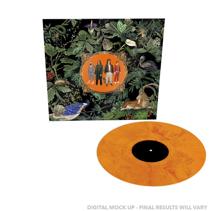 Don Broco: Amazing Things: UK Exclusive Orange Marble Vinyl LP