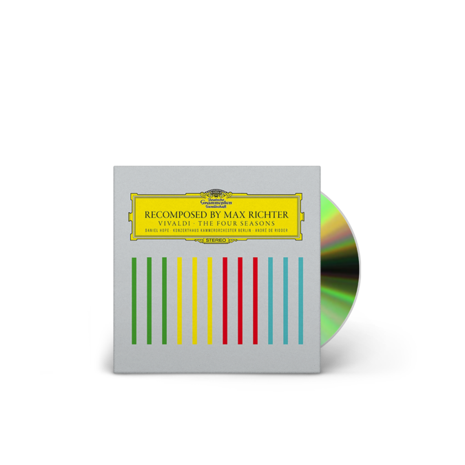 Max Richter: Recomposed By Max Richter: Vivaldi, The Four Seasons