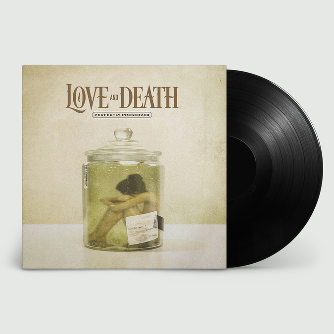 Love And Death: Perfectly Preserved: Vinyl LP