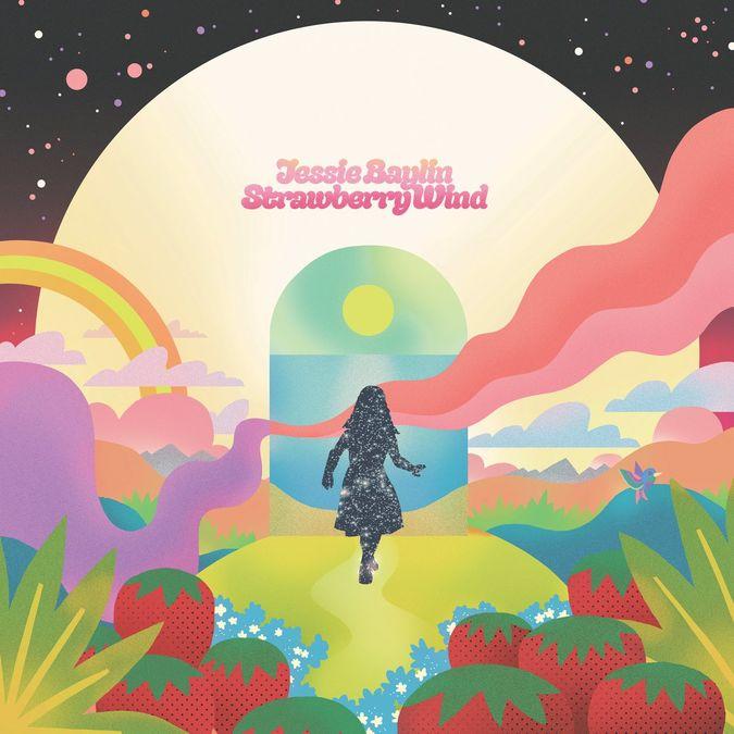 Jessie Baylin: Strawberry Wind: Coloured Vinyl LP