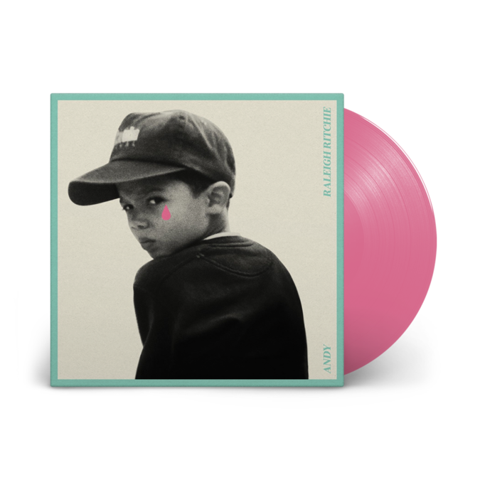 Raleigh Ritchie: Andy: Signed Gatefold Rose Vinyl