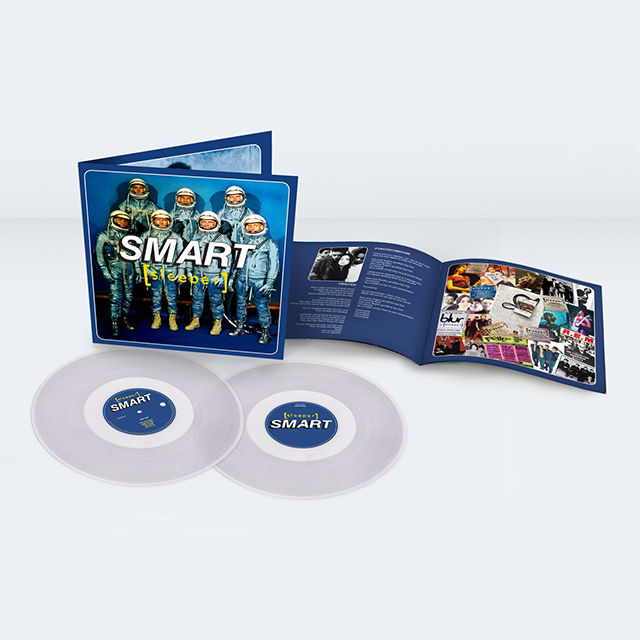 Sleeper: Smart - 25th Anniversary Deluxe Edition: Limited Edition Clear Vinyl