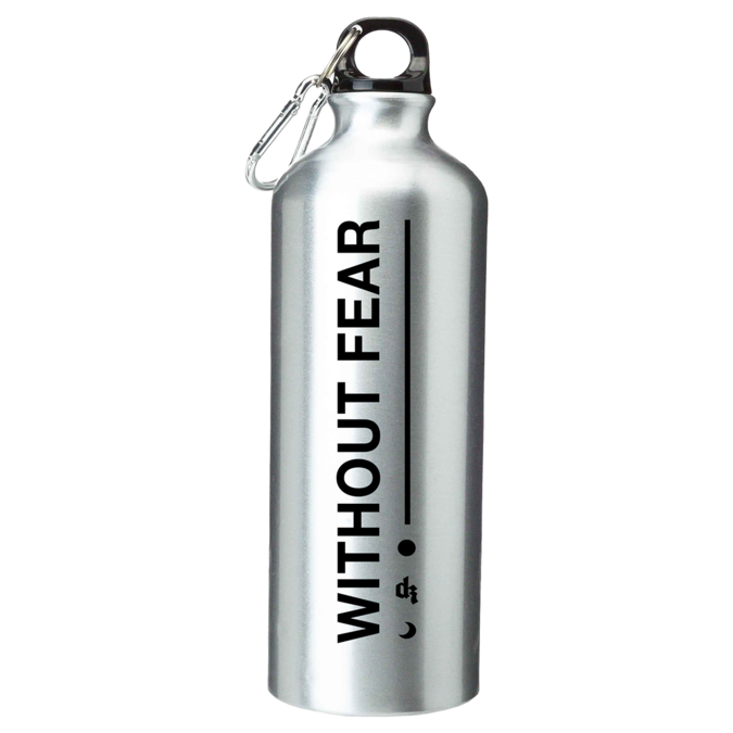 Dermot Kennedy: Limited Edition: Without Fear Water Bottle