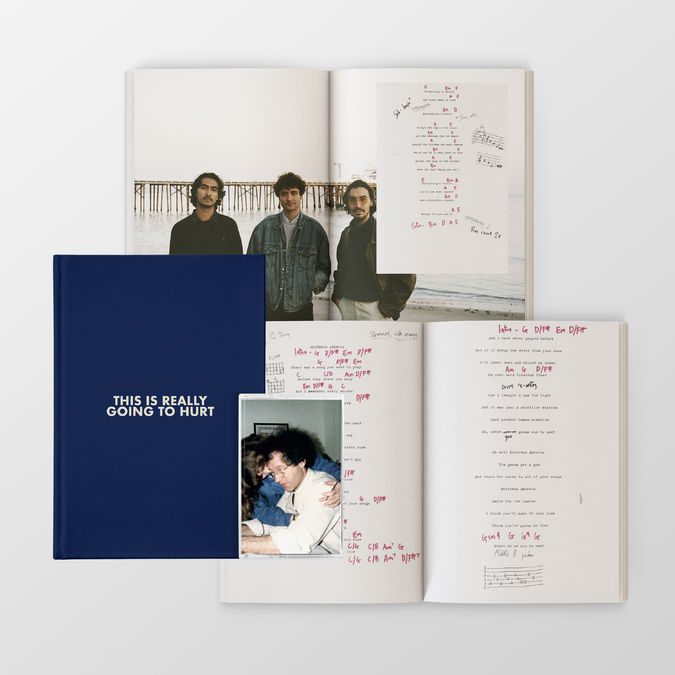 Flyte: This Is Really Going To Hurt: Signed Collectors CD Book & Cassette