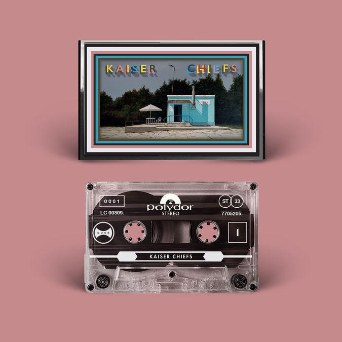 Kaiser Chiefs: Duck Exclusive Clear Cassette