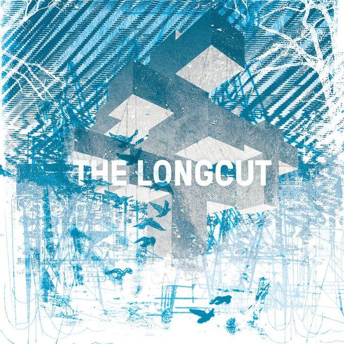 The Longcut: Arrows: Signed Transparent Vinyl