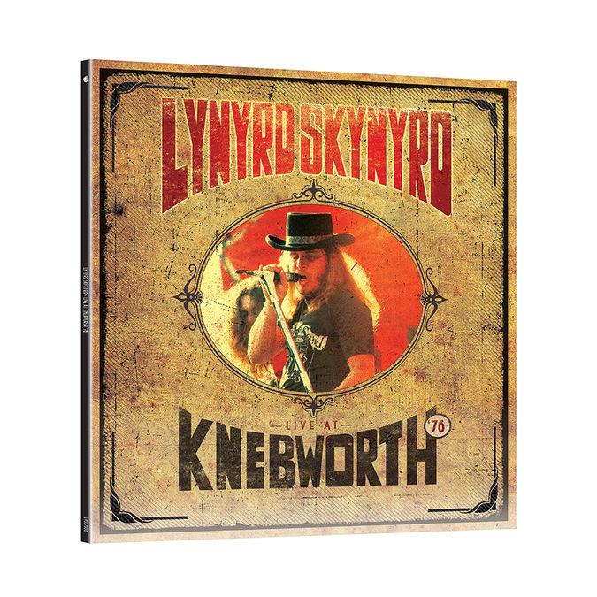 Lynyrd Skynyrd: Live At Knebworth '76: Limited Edition DVD & Double Vinyl