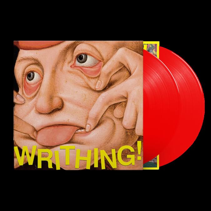Voka Gentle : WRITHING!: Signed Recordstore Exclusive Valentine Red Vinyl 2LP