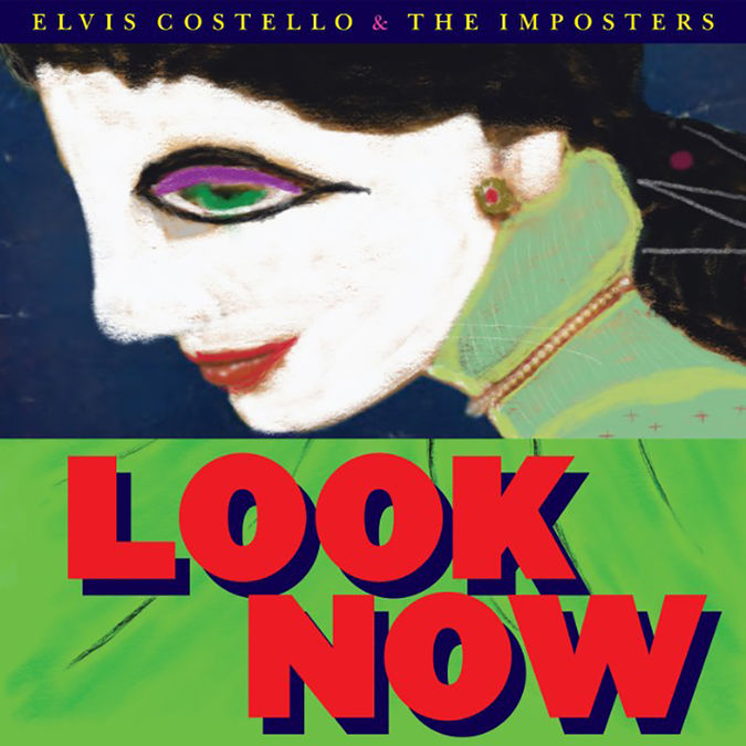 Elvis Costello: Look Now