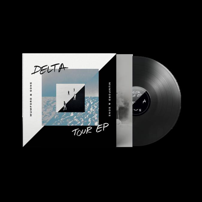 Mumford & Sons : Delta Tour EP Vinyl