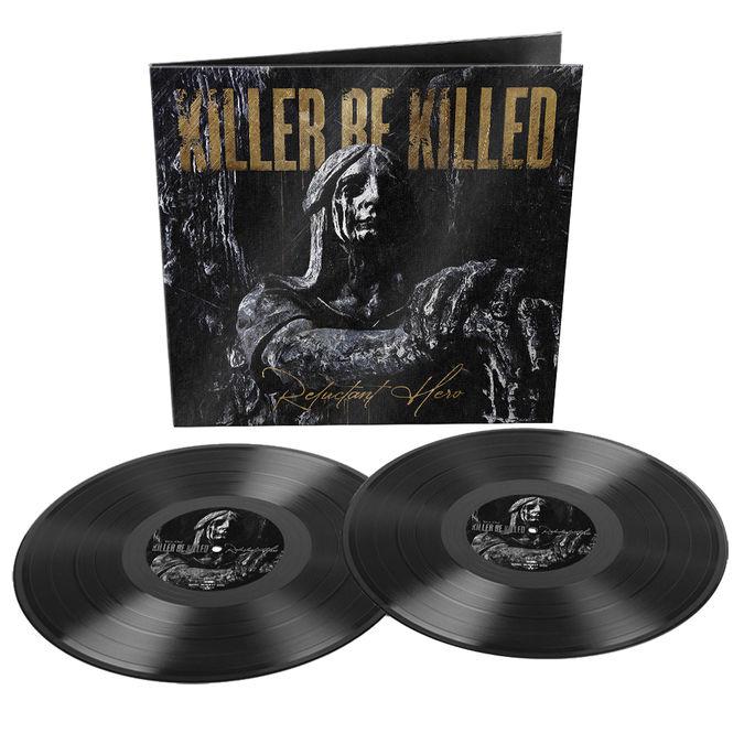 Killer Be Killed: Reluctant Hero: Limited Edition Gatefold Double Vinyl