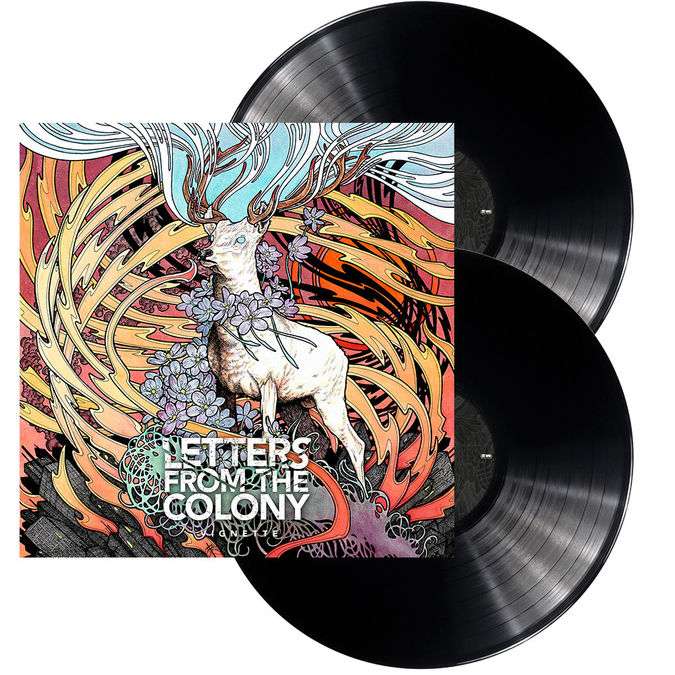 Letters From The Colony: Vignette: Limited Double Gatefold Vinyl