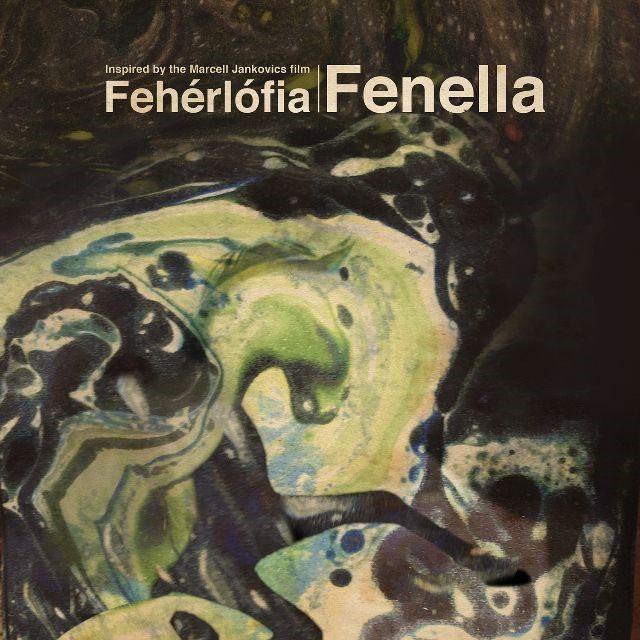 Jane Weaver: Fenella: Crystal Clear Vinyl