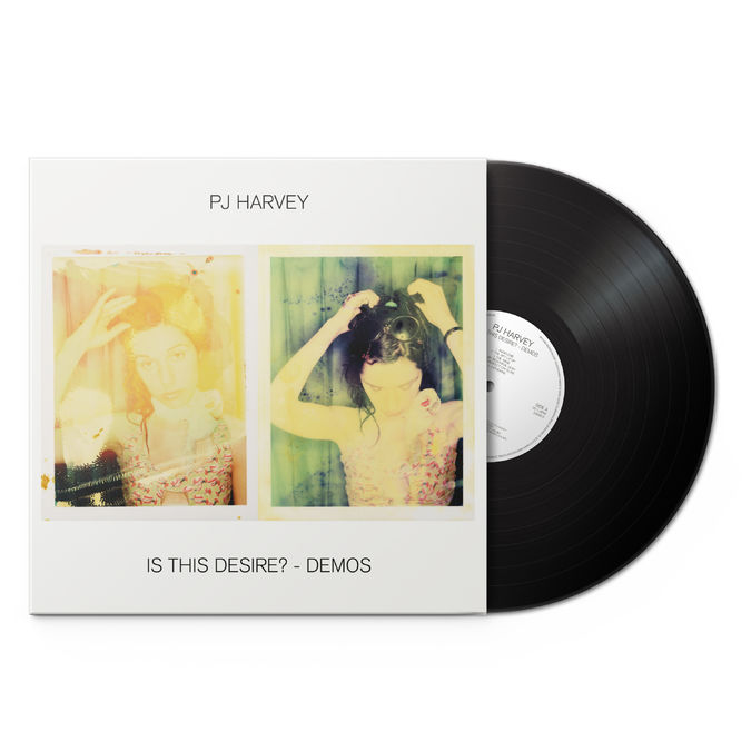 PJ Harvey: Is This Desire? - Demos