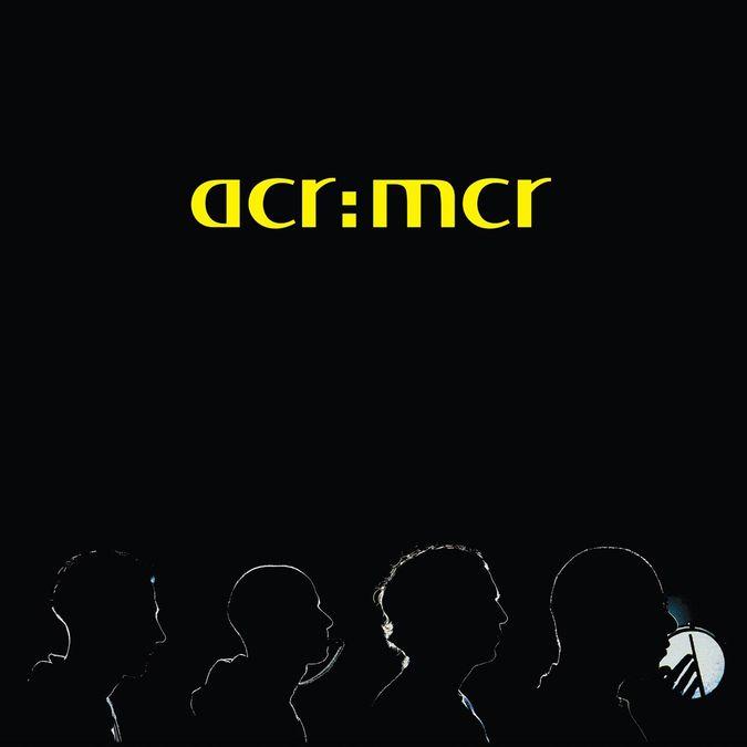 A Certain Ratio: acr:mcr: Clear Vinyl