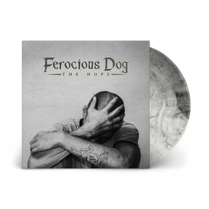 Ferocious Dog : The Hope: Signed Exclusive Smoke Vinyl LP