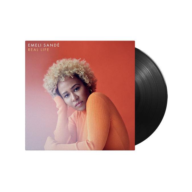 Emeli Sande: Real Life Signed LP