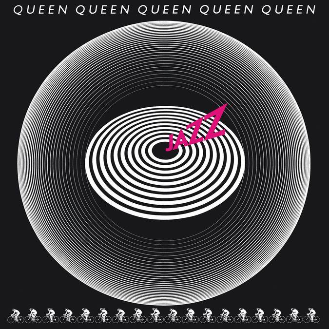 Queen: Jazz (Studio Collection)