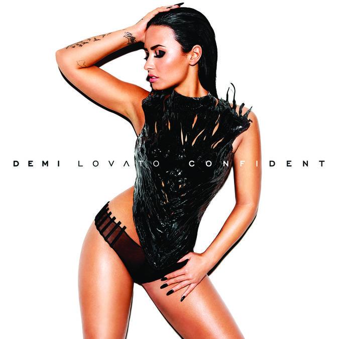 Demi Lovato,: Confident Deluxe CD Album
