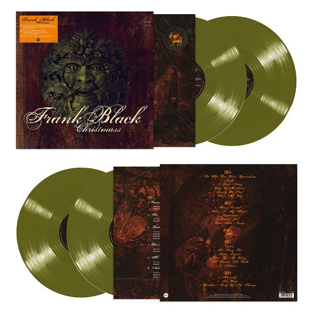 Frank Black: Christmass: Limited Edition 140g Cactus Green Vinyl