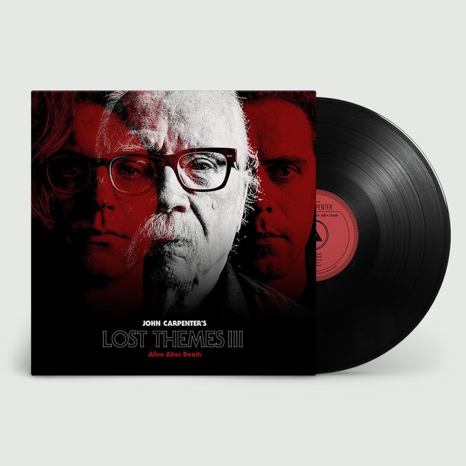 John Carpenter: Lost Themes III: Black Vinyl