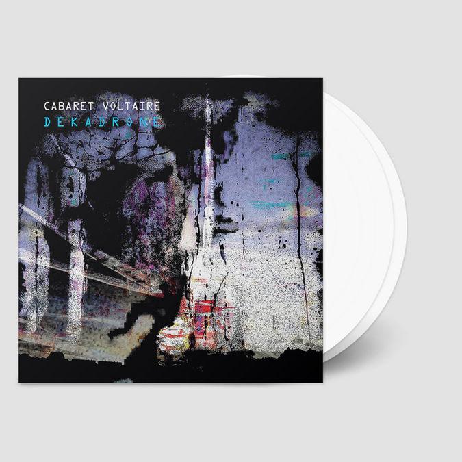 Cabaret Voltaire: Dekadrone: Limited Edition White Vinyl