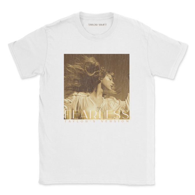 Taylor Swift: Album Cover T-shirt