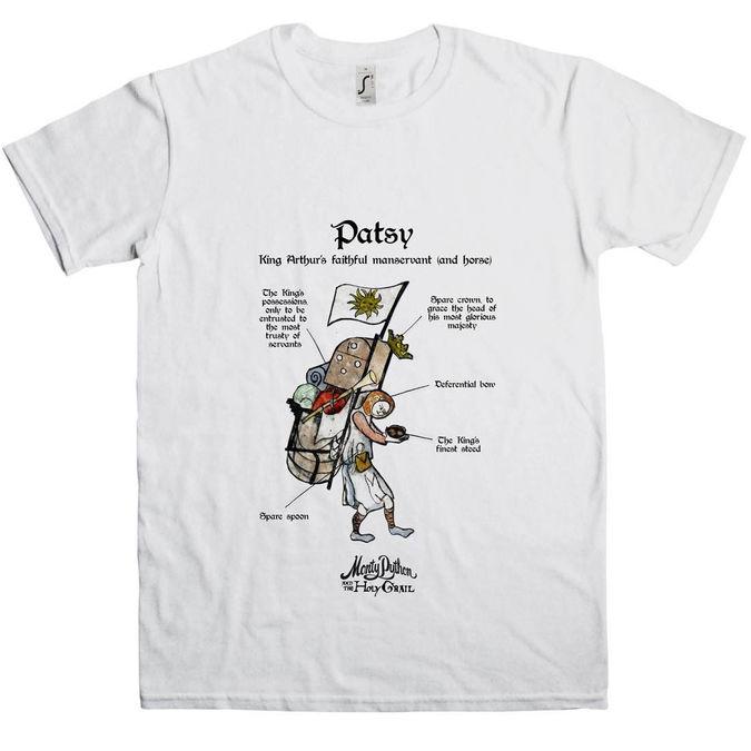 Monty Python: Holy Grail Patsy T-Shirt