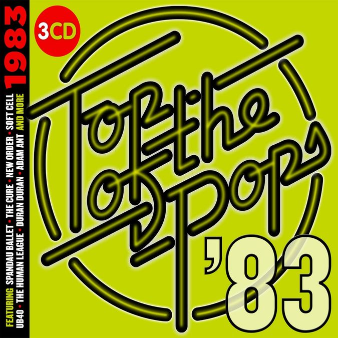 Various Artists: Top Of The Pops - 1983