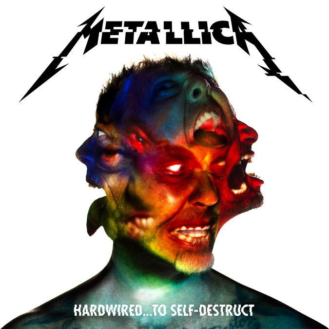 Metallica: Hardwired…To Self Destruct Standard CD
