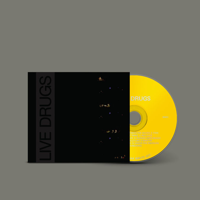 The War On Drugs: LIVE DRUGS: CD