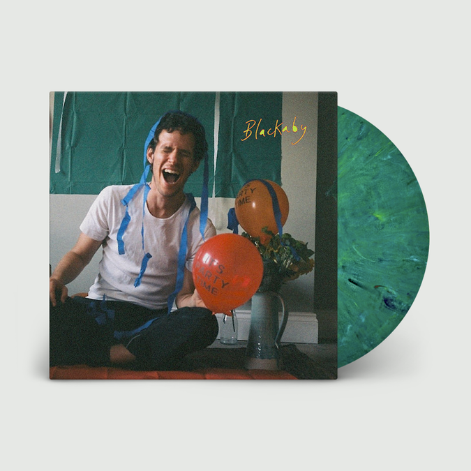 Blackaby: Everything's Delicious & What's On The TV?: Signed Exclusive Random Colour Vinyl