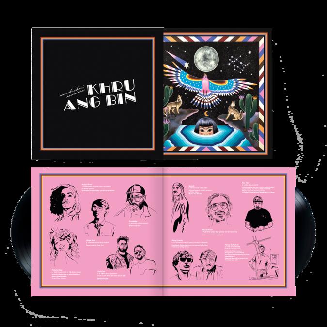 Khruangbin: Mordechai Remixes: Limited Edition Vinyl 2LP