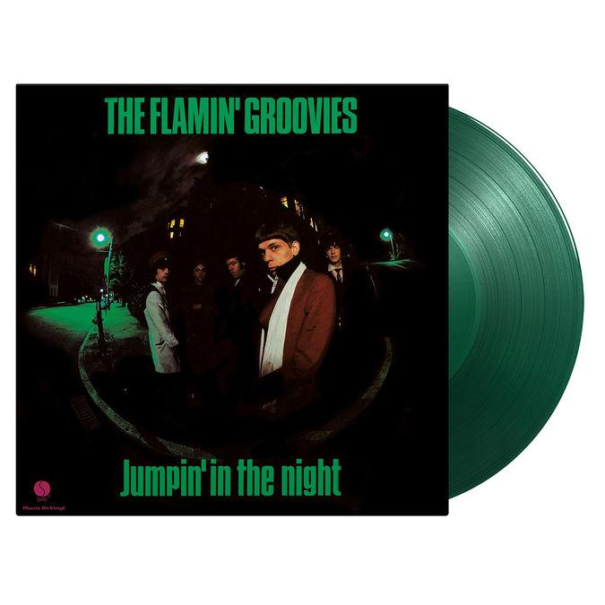 Flamin' Groovies: Jumpin' In The Night: Translucent Green Vinyl