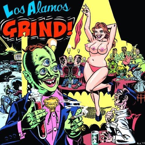 Various Artists: Los Alamos Grind