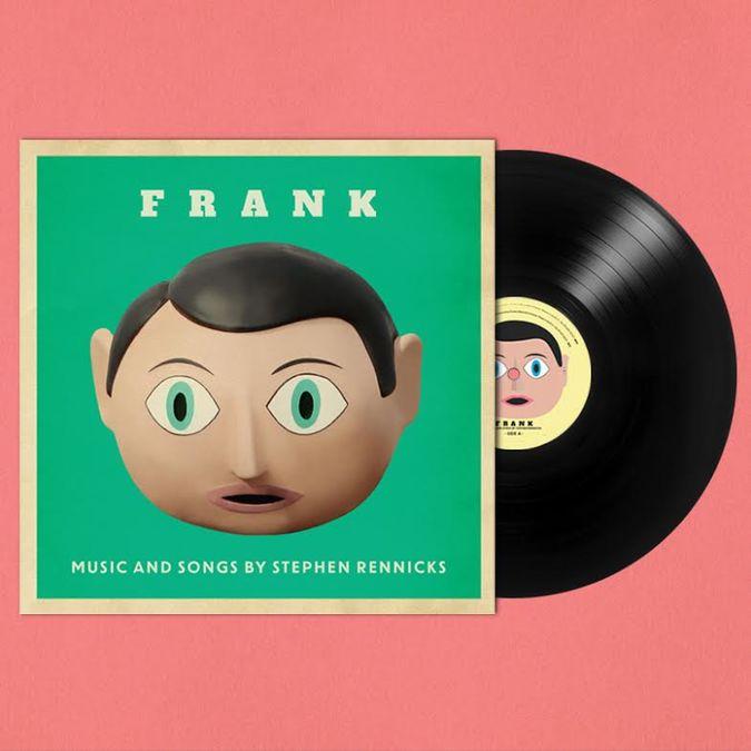 stephen rennicks: OST / Frank Soundtrack (1LP)